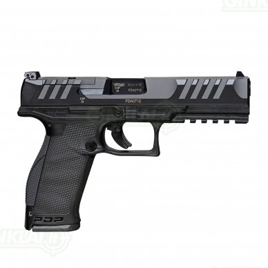 """Pistoletas Walther PDP Full Size 5"""" OR, 9x19 4"""
