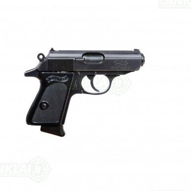Pistoletas Walther PPK Black, 9x17 2