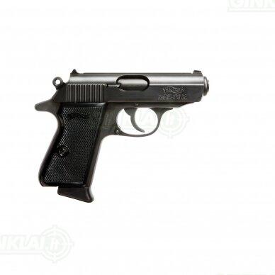 Pistoletas Walther PPK/S Black, 9x17 2