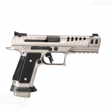 """Pistoletas Walther PPQ Q5 Match Steel Frame Black Tie 5"""", 9x19 2"""