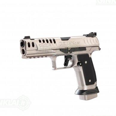 """Pistoletas Walther PPQ Q5 Match Steel Frame Black Tie 5"""", 9x19 3"""