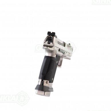 """Pistoletas Walther PPQ Q5 Match Steel Frame Black Tie 5"""", 9x19 4"""