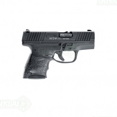 Pistoletas Walther PPS M2 Police 3