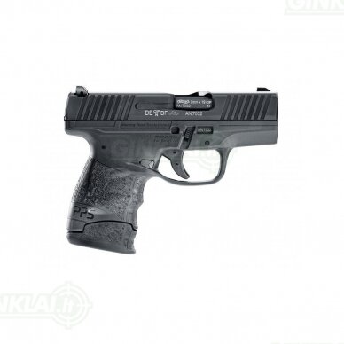 Pistoletas Walther PPS M2 Police 6