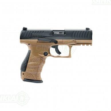 Pistoletas Walther T4E PPQ 7,5J 43 kal. FDE 3
