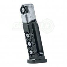 Pneumatinio pistoleto dėtuvė Glock 17 4,5 mm Pellet