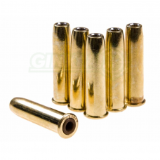 Pneumatinio revolverio užtaisymo gilzės Colt SAA 45 4,5mm Pellet 6 vnt.