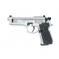 Pneumatinis pistoletas Beretta M92FS 4,5mm Pellet Chrome