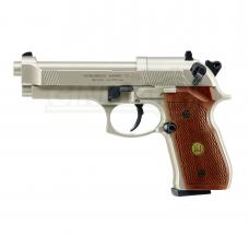 Pneumatinis pistoletas Beretta M92FS 4,5mm Pellet Nickel/Wood