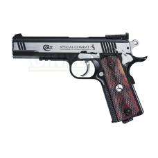 Pneumatinis pistoletas Colt Special Combat Classic 4,5mm BBs