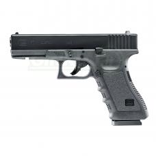 Pneumatinis pistoletas Glock 17 4,5 mm BBs