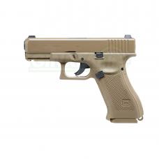 Pneumatinis pistoletas Glock 19X 4,5mm BBs non Blowback