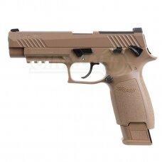 Pneumatinis pistoletas Sig Sauer P320-M17 Coyote Tan 4,5 mm Pellet