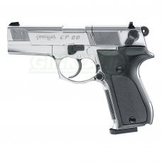 Pneumatinis pistoletas Walther CP88 4,5mm Pellet Chrome