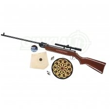 Pneumatinis šautuvas PERFECTA Mod. 32 4,5 mm SET