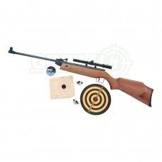 Pneumatinis šautuvas Perfecta Mod. 45 SET 4,5mm