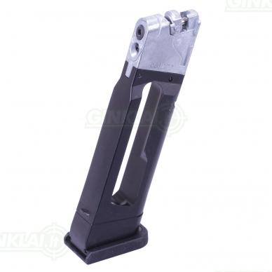 Pneumatinio pistoleto dėtuvė Glock 17 BBs 2
