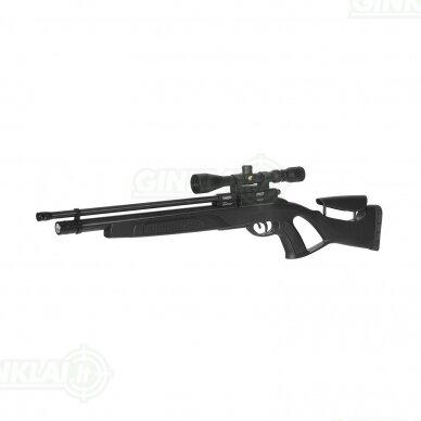 Pneumatinis PCP šautuvas Gamo Coyote Black 4,5 mm 7,5J