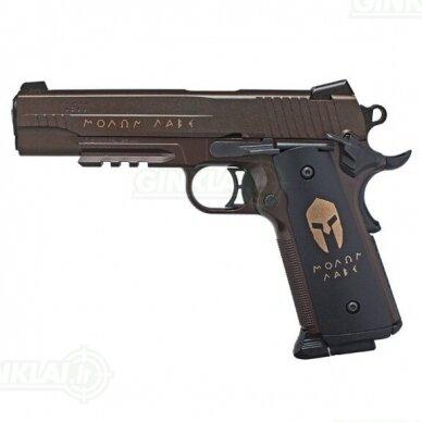 Pneumatinis pistoletas 1911 Spartan 4,5mm BBs