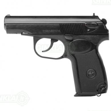 Pneumatinis pistoletas Baikal MP-654 K-24 Black 4,5 mm