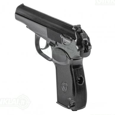 Pneumatinis pistoletas Baikal MP-654 K-24 Black 4,5 mm 3