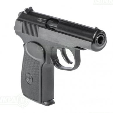 Pneumatinis pistoletas Baikal MP-654 K-24 Black 4,5 mm 4