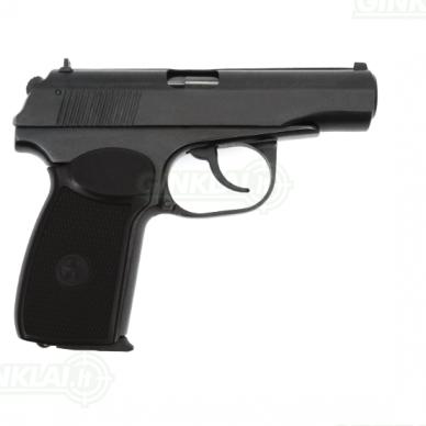 Pneumatinis pistoletas Baikal MP-658-K Blowback 4,5 mm
