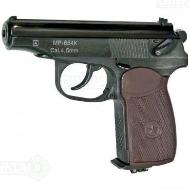 Pneumatinis pistoletas Baikal MP-654 K-20 4,5 mm