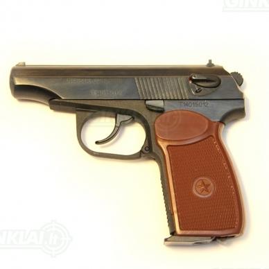 Pneumatinis pistoletas Baikal MP-654 K-20 4,5 mm 2