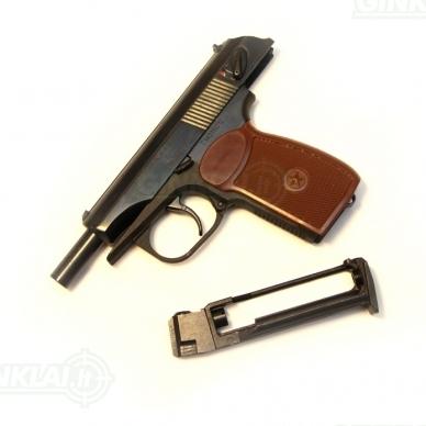 Pneumatinis pistoletas Baikal MP-654 K-20 4,5 mm 6