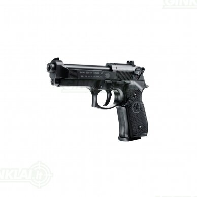Pneumatinis pistoletas Beretta M92FS 4,5mm Pellet Black 2