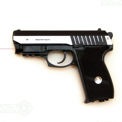 Pneumatinis pistoletas Borner Phanter 801 4,5mm BBs