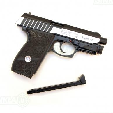 Pneumatinis pistoletas Borner Phanter 801 4,5mm BBs 5