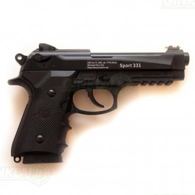 Pneumatinis pistoletas Borner Sport 331 4,5mm BBs 2
