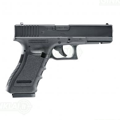 Pneumatinis pistoletas Glock 17 4,5 mm BBs 3