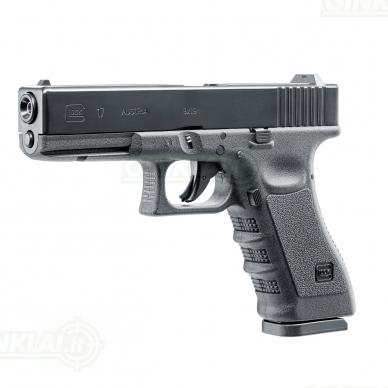 Pneumatinis pistoletas Glock 17 4,5mm Pellet 2