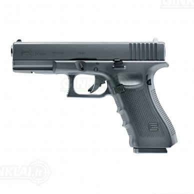 Pneumatinis pistoletas Glock 17 Gen4 4,5mm BBs