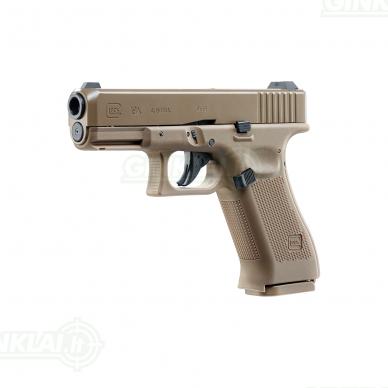 Pneumatinis pistoletas Glock 19X 4,5mm BBs Blowback 2