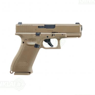 Pneumatinis pistoletas Glock 19X 4,5mm BBs Blowback 3