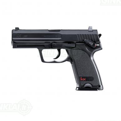 Pneumatinis pistoletas Heckler Koch USP 4,5 mm BBs