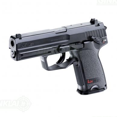 Pneumatinis pistoletas Heckler Koch USP 4,5 mm BBs 2