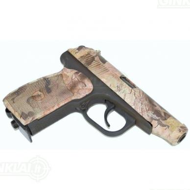 Pneumatinis pistoletas MP-654 K-23 Camo 4,5mm 2
