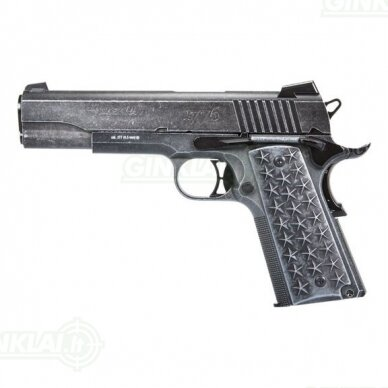 Pneumatinis pistoletas 1911 We The People 4,5mm BBs