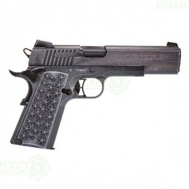 Pneumatinis pistoletas 1911 We The People 4,5mm BBs 2