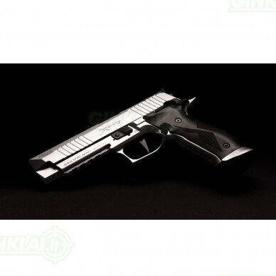 Pneumatinis pistoletas Sig Sauer P226 X-Five Silver 4,5 mm Pellet 2