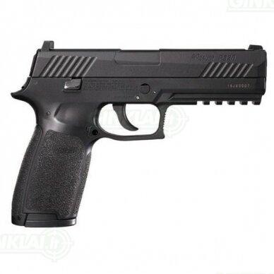 Pneumatinis pistoletas Sig Sauer P320 Black 4,5 mm Pellet 2