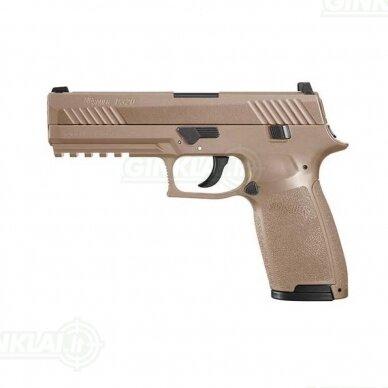 Pneumatinis pistoletas Sig Sauer P320 Coyote Tan 4,5 mm Pellet