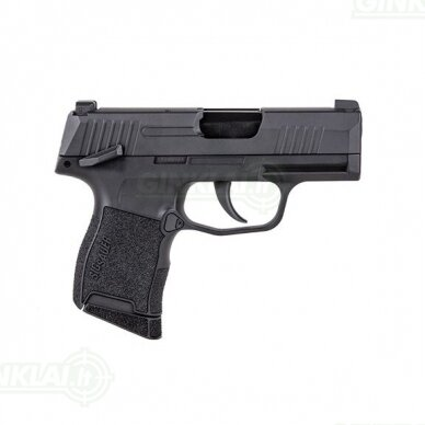 Pneumatinis pistoletas Sig Sauer P365 Black 4,5 mm BBs 2