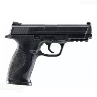 Pneumatinis pistoletas Smith Wesson M&P40, 4,5 mm BBs 2