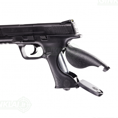 Pneumatinis pistoletas Smith Wesson M&P45 4,5mm Pellet 2